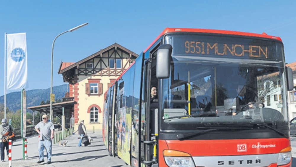 Bus Tegernsee