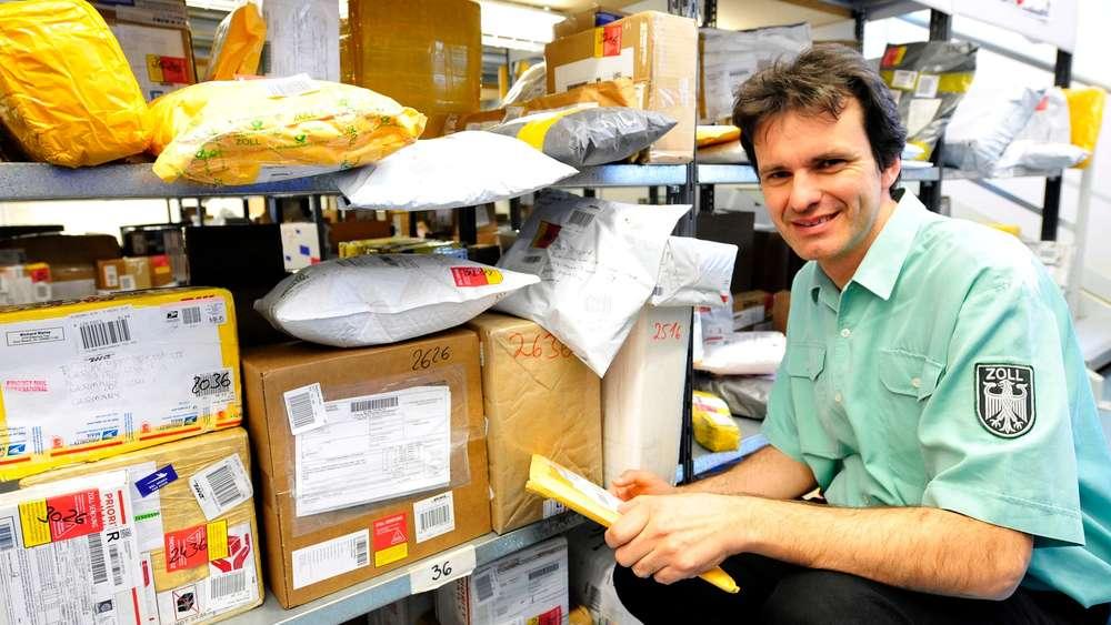 Zoll Päckchen beschlagnahmt Wenn der OnlineEinkauf