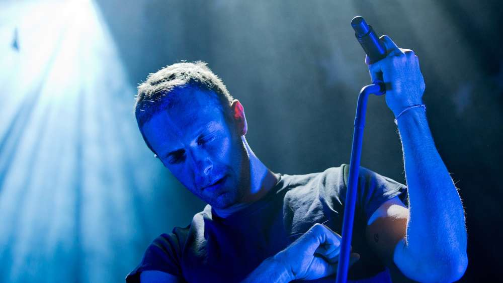 Coldplay, Chris Martin