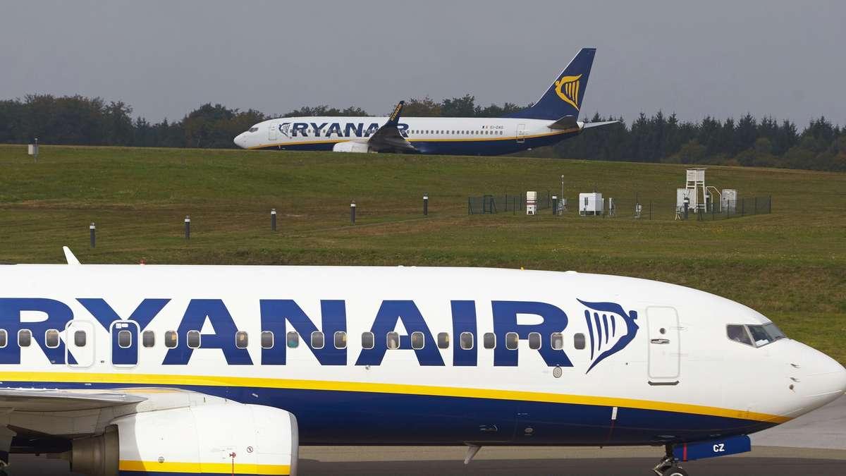 Riesen Ärger wegen Klopapier-Wettstreit an Bord von Ryanair-Flug | Reise