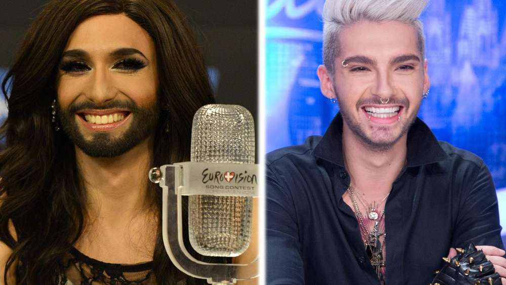 Conchita Wurst Bill Kaulitz