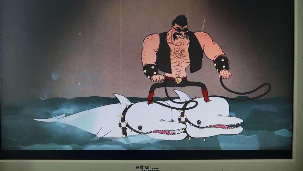 Nackte Zeichentrickfilme Asiatische Sex-Massage London