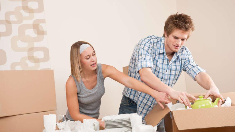 Erste Eigene Wohnung: Küche Sparsam Einrichten