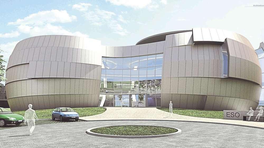 neues astronomie museum soll 2017 er ffnen m nchen landkreis. Black Bedroom Furniture Sets. Home Design Ideas