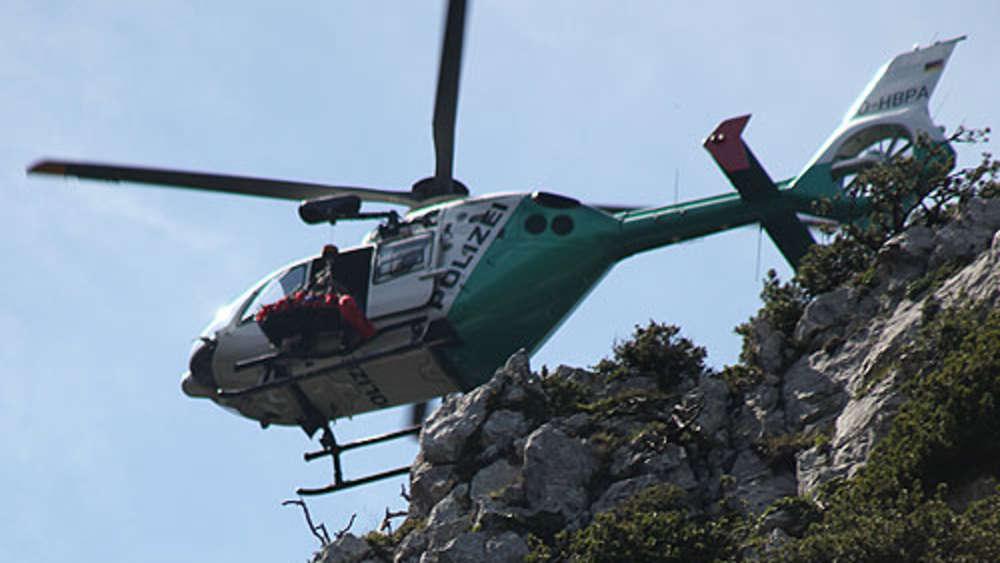 Klettersteig Bayern : Frau stirbt am klettersteig in piding bayern