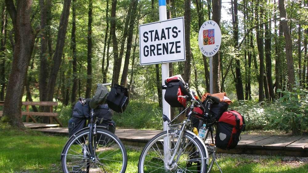 Innerdeutsche Grenze Wandern