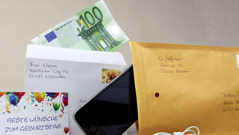 Post Startet Angebot Für Briefe Mit Bargeld Wirtschaft