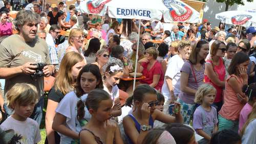 Internationales Fest der Begegnung in Erding