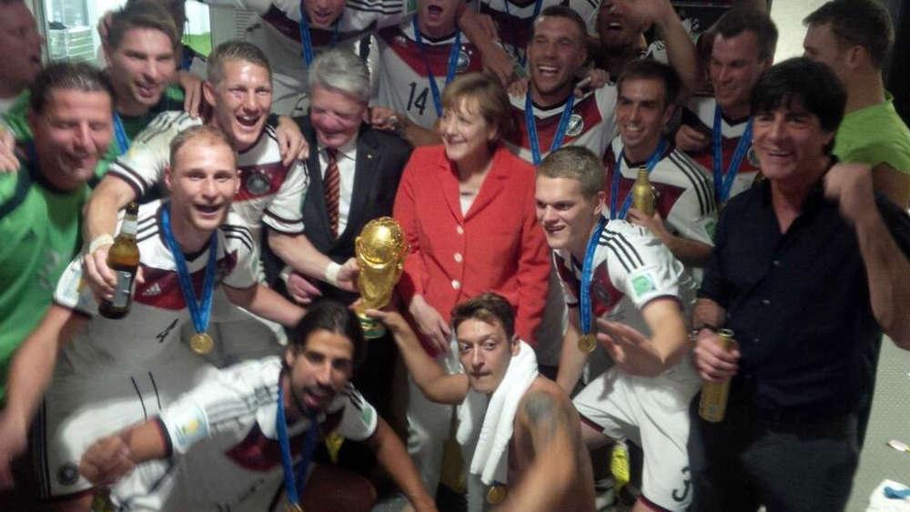 Wm 2014 Finale Deutschland Argentinien Die Reaktionen