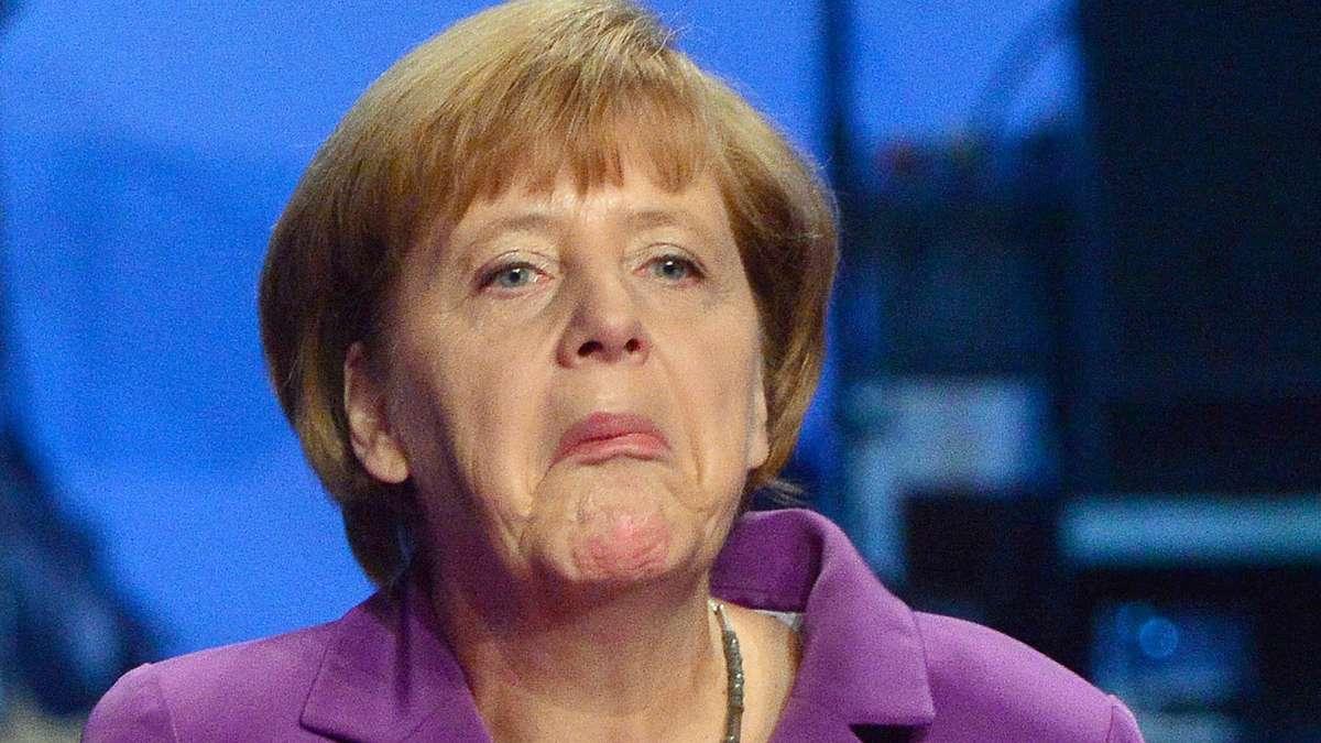 Merkel Rücktritt Gerüchte