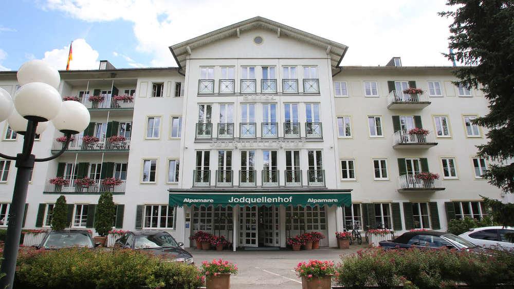 Bad Tolz Hotel Jodquellenhof Schliesst Ende November Bad Tolz