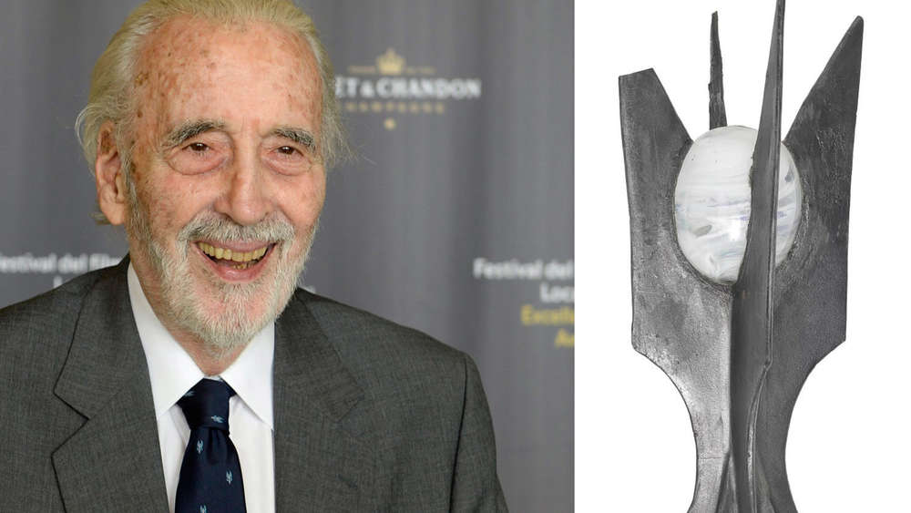 Christopher Lee Herr der Ringe