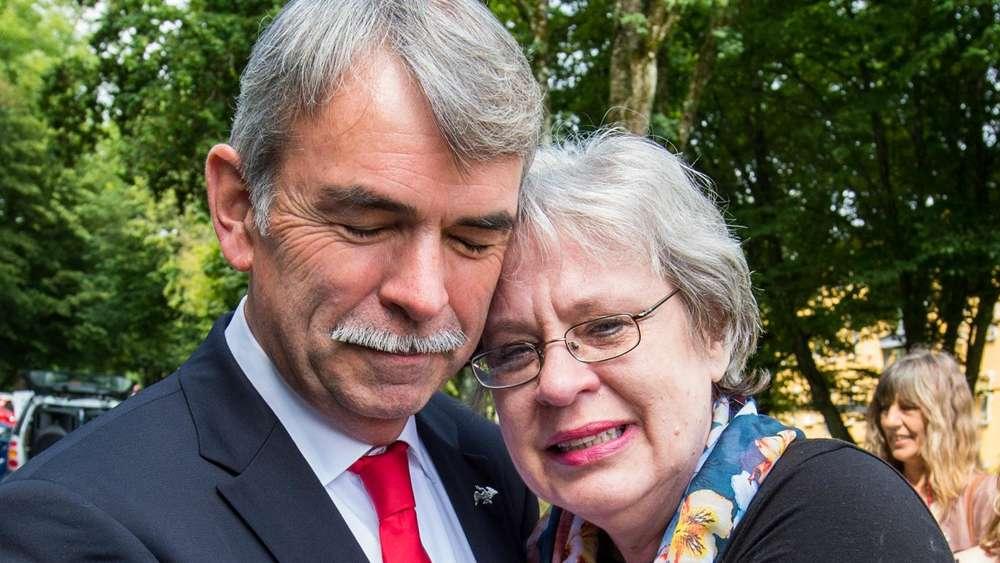 Gustl Mollath Ehefrau Petra