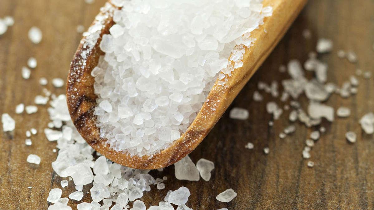 Salz Ungesund