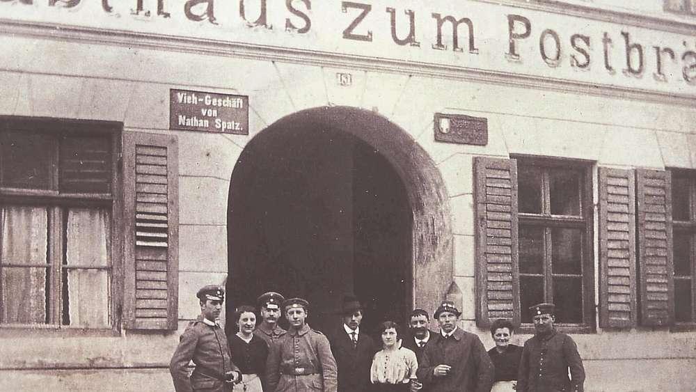 Neue Serie Das Schicksal Der Jüdischen Familie Spatz