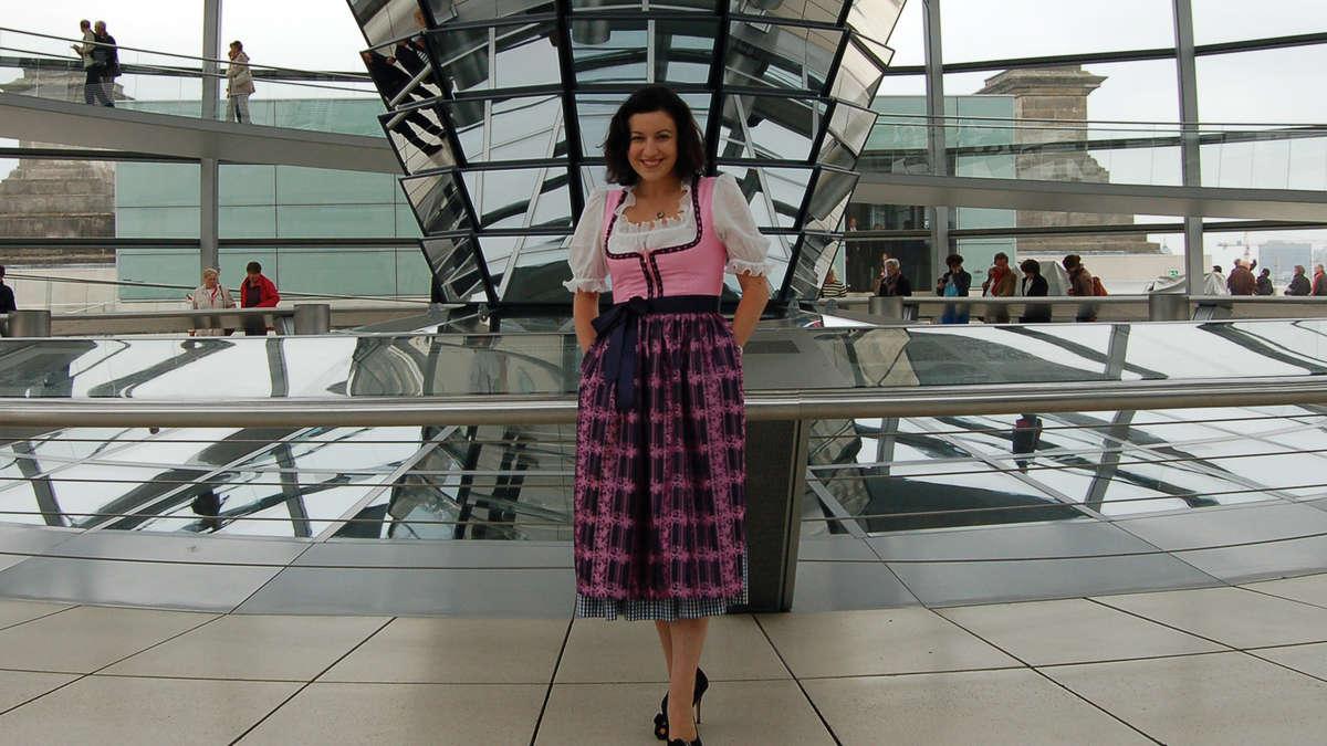Dorothee Bär Kleid