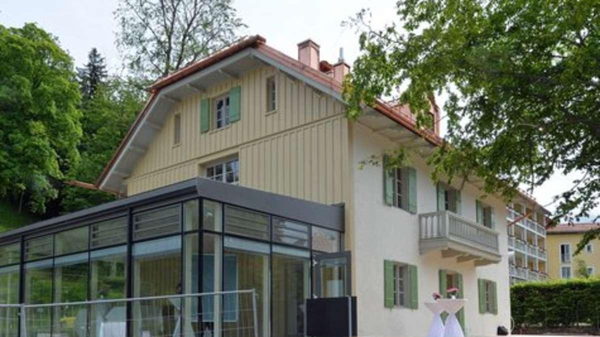 Stieler Haus in Tegernsee Eröffnung erst im Januar