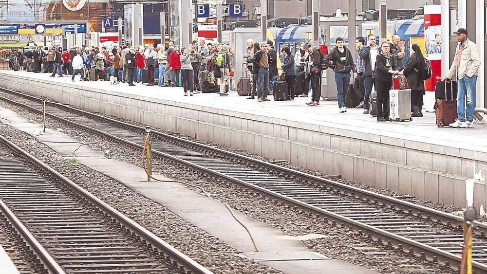 Fahrplan Durchs Streikwochenende Bayern