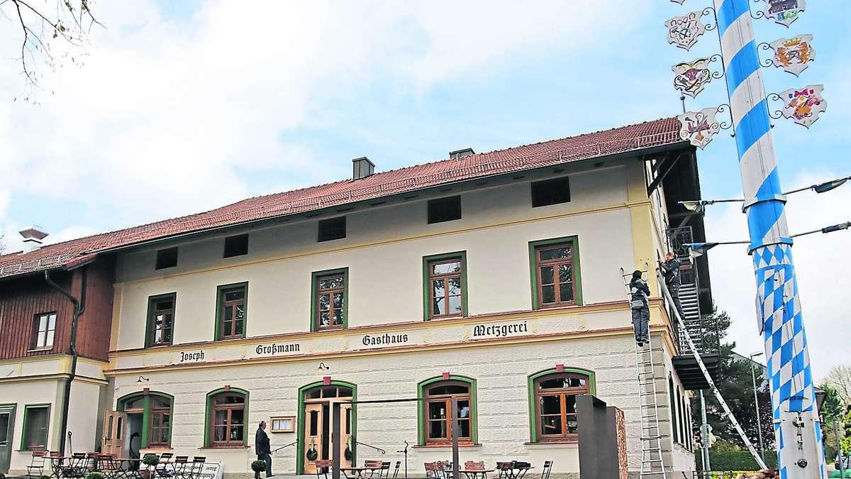 traditionswirtschaft nach renovierung wieder offen geretsried wolfratshausen. Black Bedroom Furniture Sets. Home Design Ideas