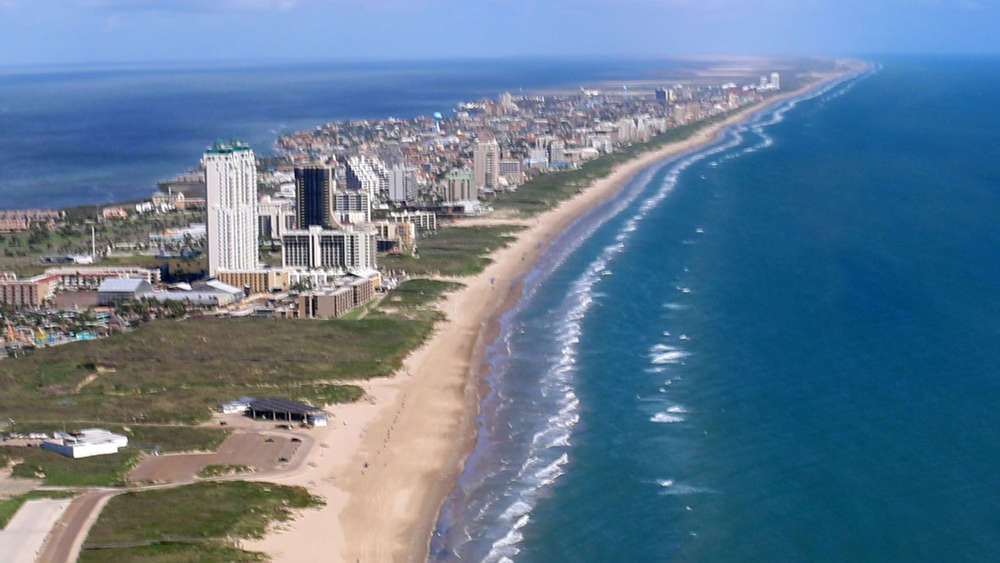 South Beach South Padre Island To Houston Tx