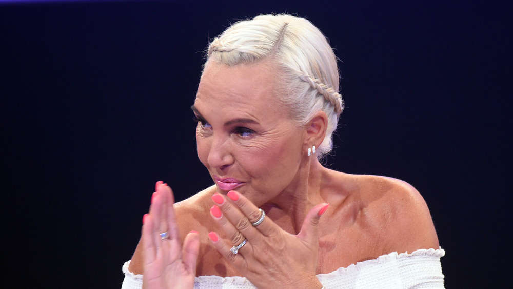 Natascha Ochsenknecht leidet unter der Hashimoto-Krankheit