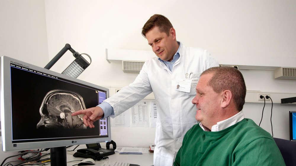 Hypophyse: Wenn ein Tumor zu Hormon-Chaos führt | Gesundheit