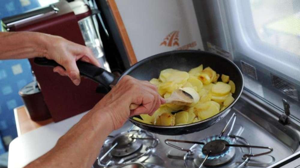 Nicht In Die Mülltonne Gekochte Kartoffeln Weiterverwerten Genuss
