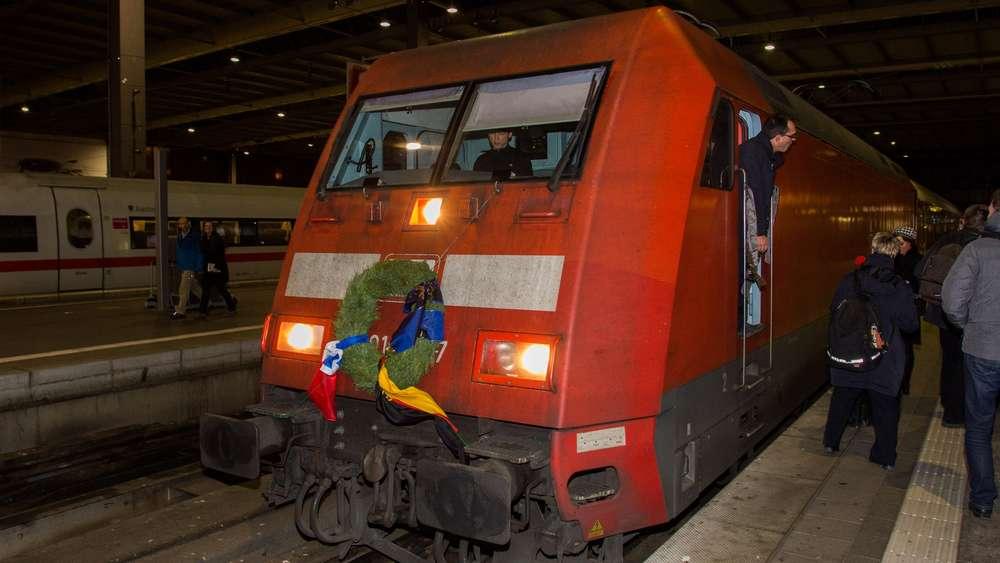 Die Schlafwagenstrecke München Paris Eingestellt Der