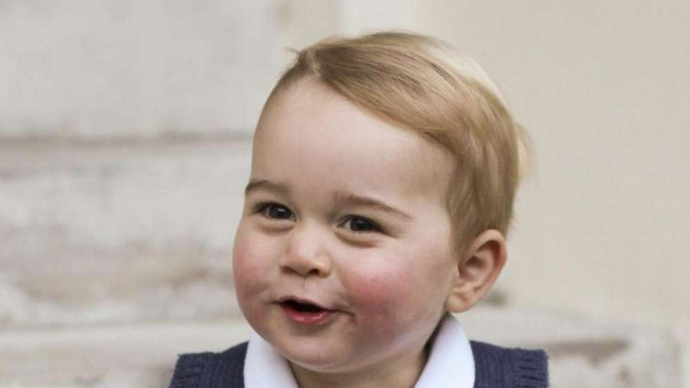 Prinz George ist jetzt 17 Monate alt. Foto: /TRH The Duke and Duchess of Cambridge