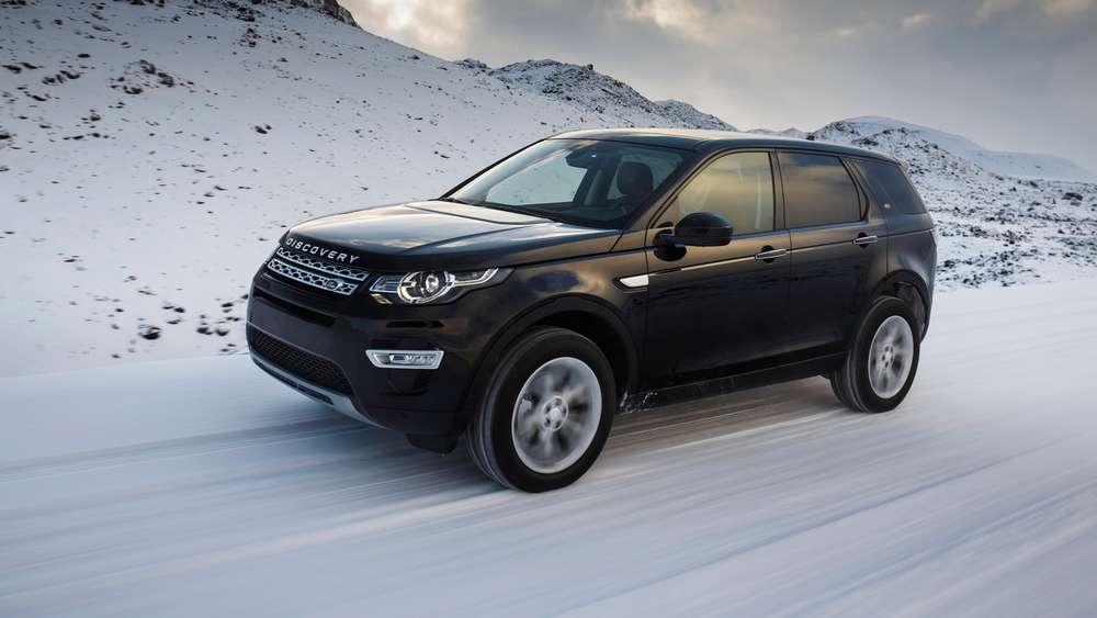 Range Rover Discovery Sport