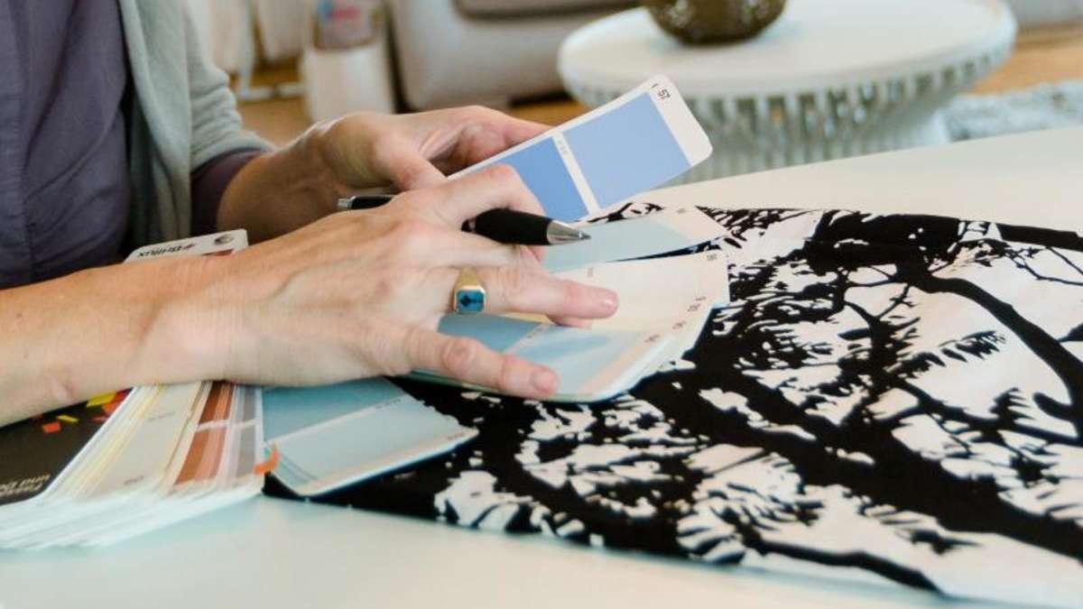 Farbenlehre: Welche Farben passen am besten zusammen?   Wohnen