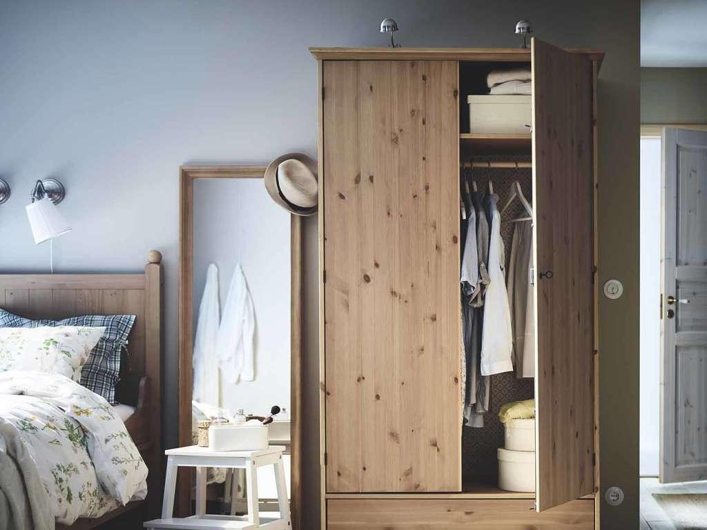 Traumhafte Schlafzimmer Von Ikea Wohnen