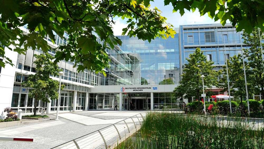 Deutsches Herzzentrum München Kinderkardiologie