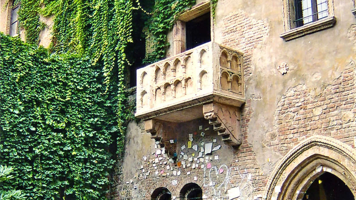Romeo Julia Verona