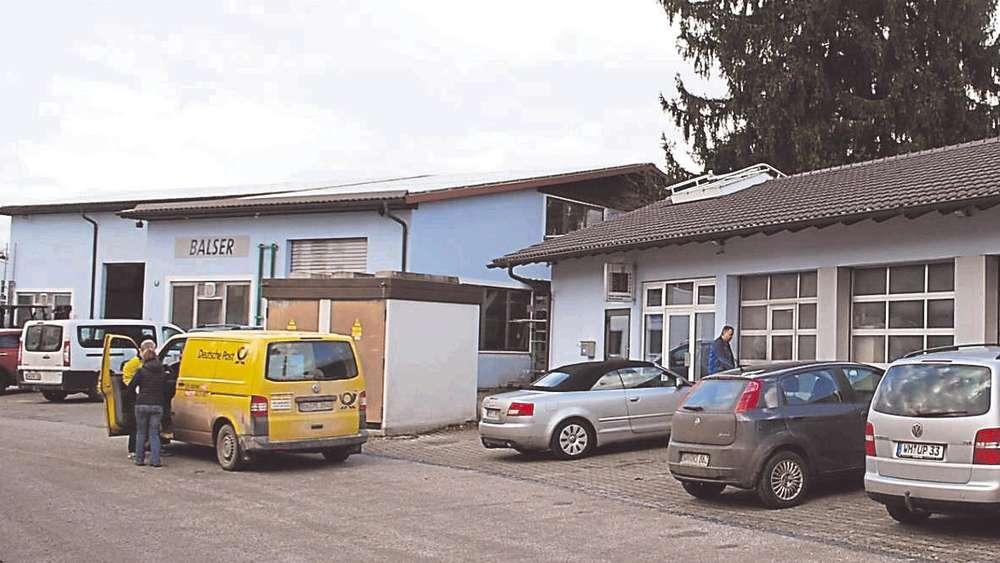 Wintergartenbauer Balser Zieht Von Seeshaupt Nach Polling Region