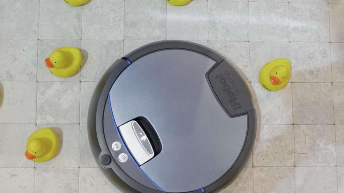 die smarten haushaltshilfen roboter putzen die wohnung wohnen. Black Bedroom Furniture Sets. Home Design Ideas
