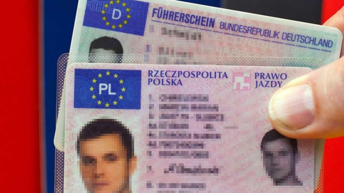 Ein zentrales Führerscheinregister könnte den Führerschein-Tourismus eindämmen.