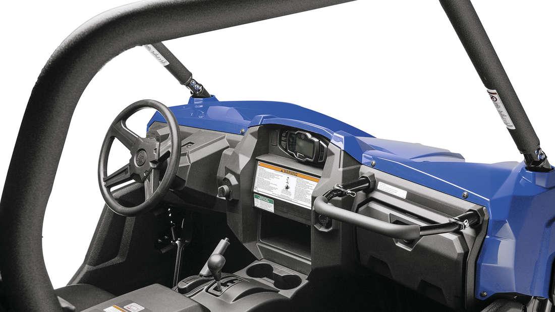 Yamaha Wolverine-R