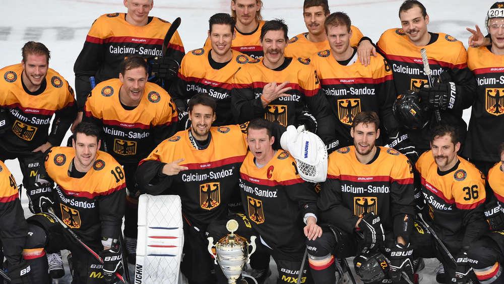 Eishockey Deutschland Cup 2015 Nicht Mehr In München Mehr Eishockey
