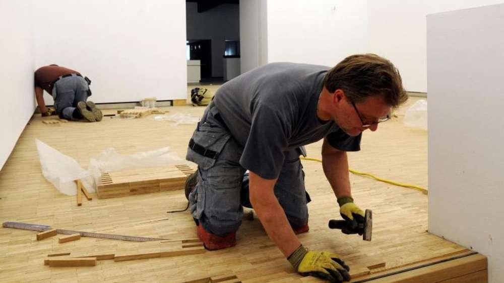 Parkett Gegen Hochflor   BGH Lässt Lautere Holzböden Zu