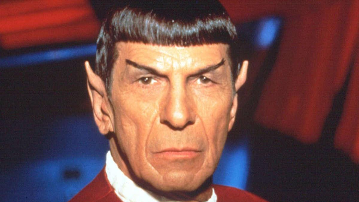 Mr Spock Flohmarkt