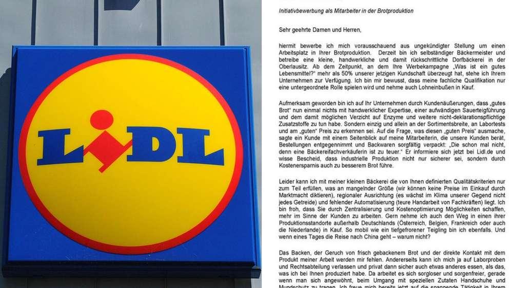 Semmel-Streit: Bäckerei Richter Mit Sarkastischer Bewerbung An