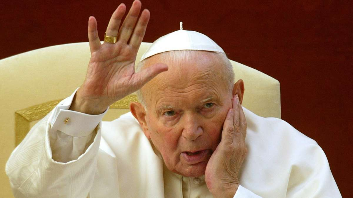 Papst Paul Ii
