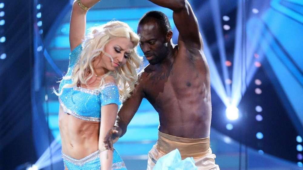Hans Sarpei Oben Ohne Bei Lets Dance Tv