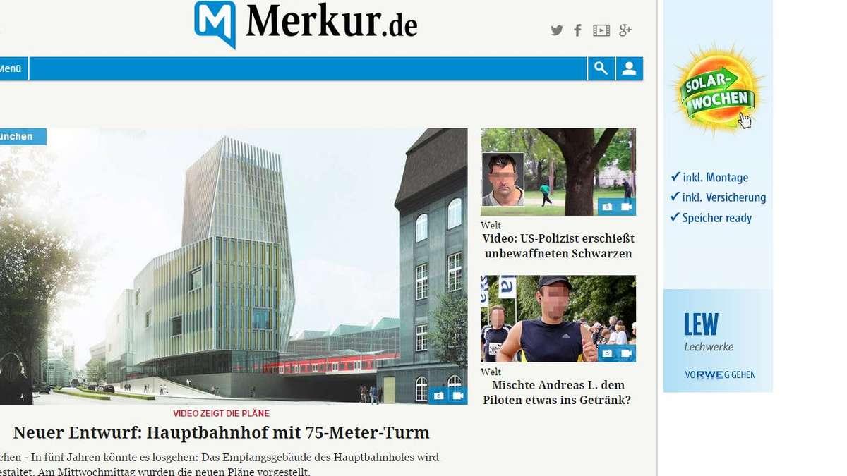 Www Merkur Online De