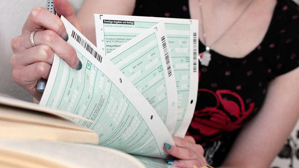 Steuererklärung Tipps Zum Mantelbogen Anlage N Co Hilfe Im