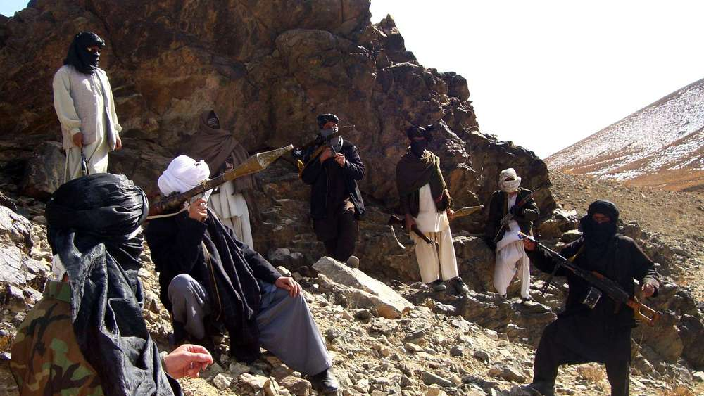 Afghanistan Taliban Offensive