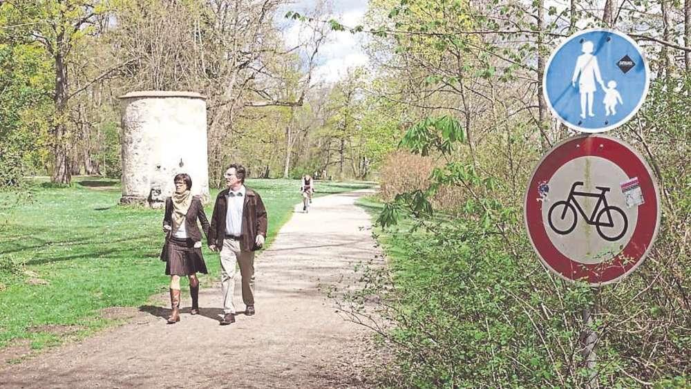 Erholungsgelände Stadt München Sicherheitsdienst