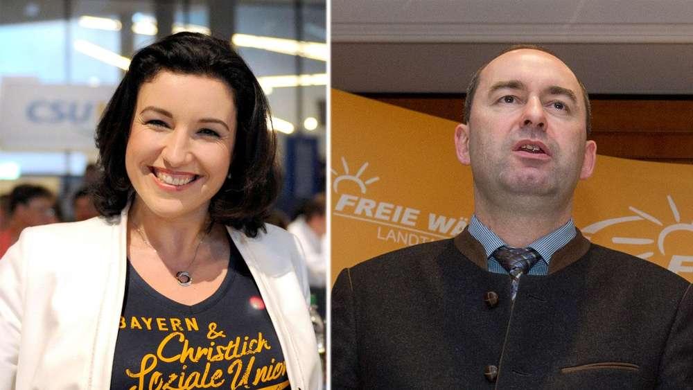 Annalena baerbock will kanzlerin werden. Demo-Flop: CSU-Frau Bär verspottet FW-Chef Aiwanger bei ...