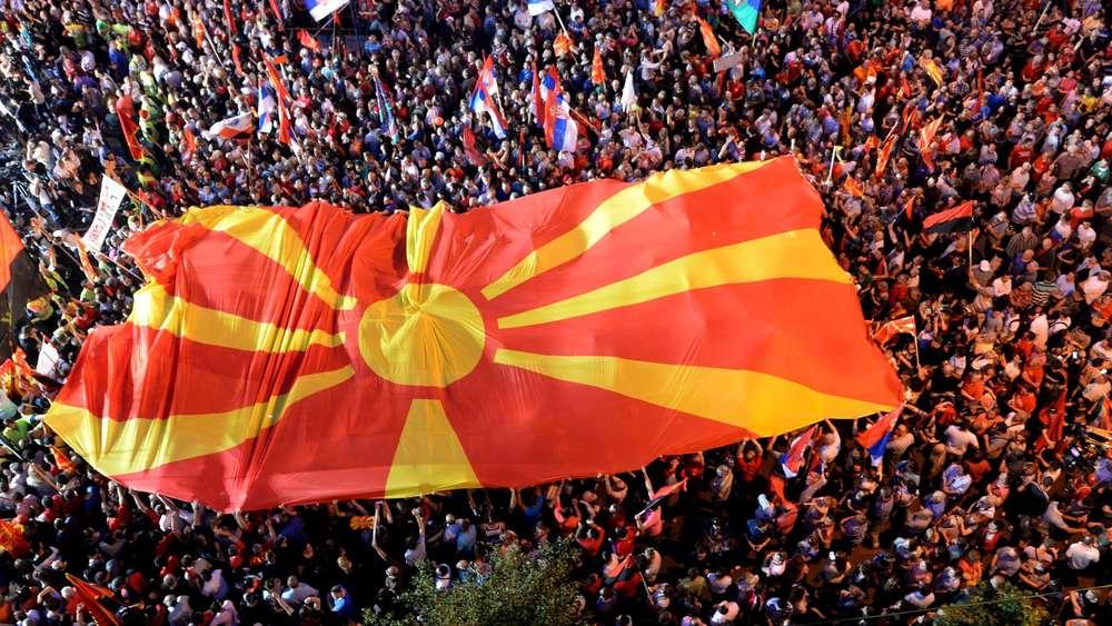 Krieg Mazedonien